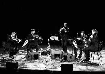 Gallery from Medinės festival @Mariampolė with Mettis Sting Quartet